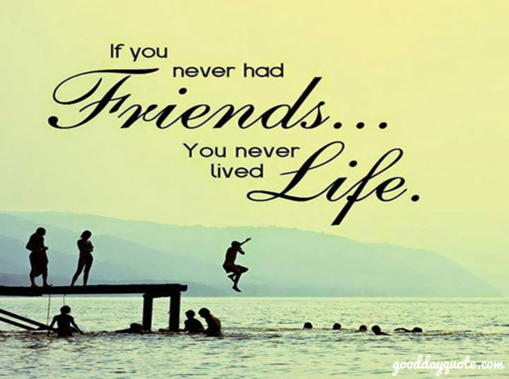 Famous Quote About Friendship Classy 15 Famous Quotes About Friendship Goals For Bff's