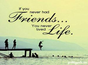 15 Famous Quotes About Friendship Goals