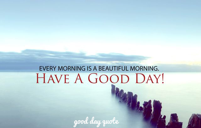 good-day-quotes