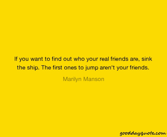 quotes about friendship goals