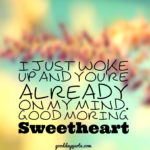 Best Good Morning My Love Quotes With Images