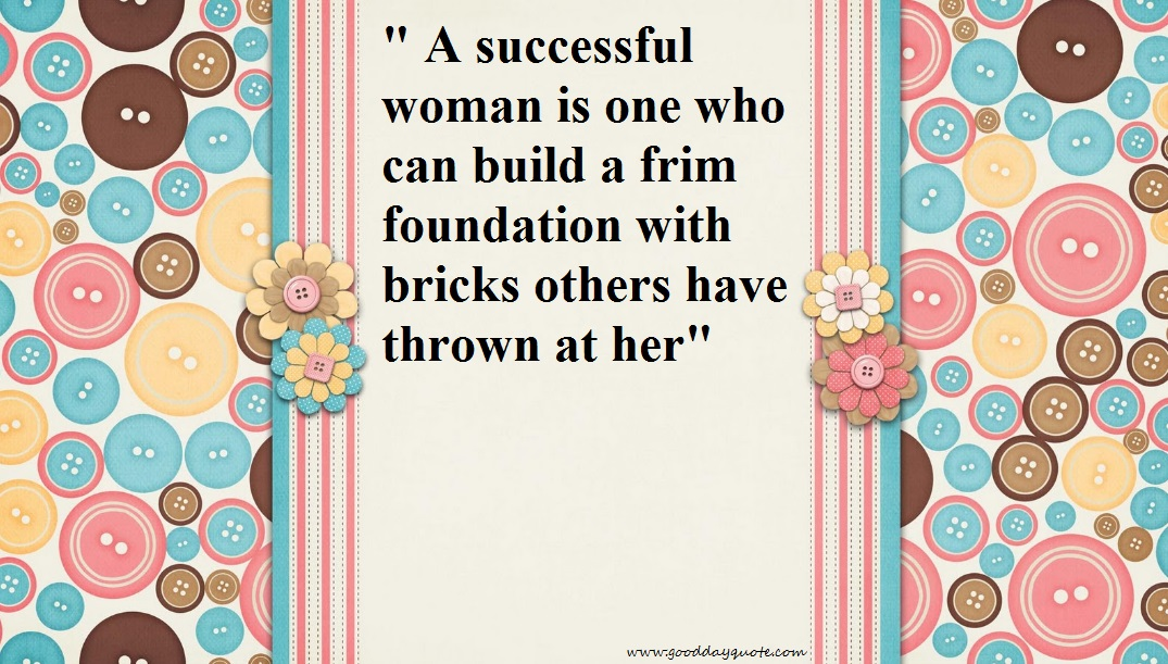 words for encouragement for a woman