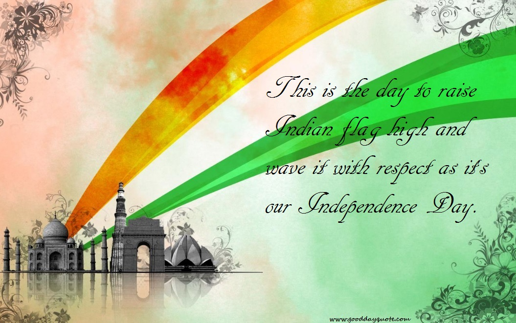 independence wishes greetings
