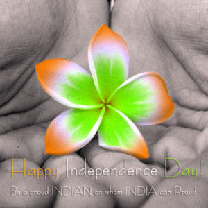 Independence day dp for WhatsApp