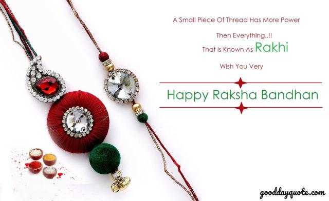 Raksha Bandhan Images With Quotes