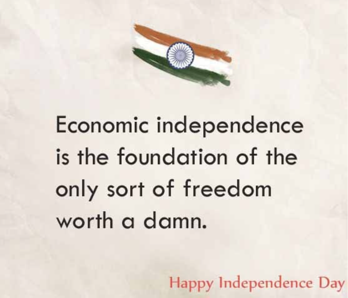 happy independence day sayings