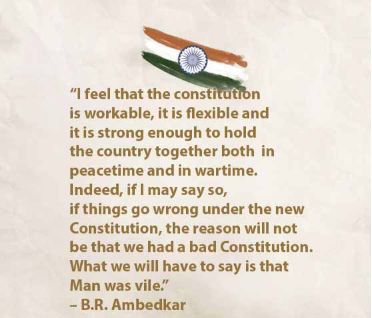 Independence day quotes by B.R. Ambedkar