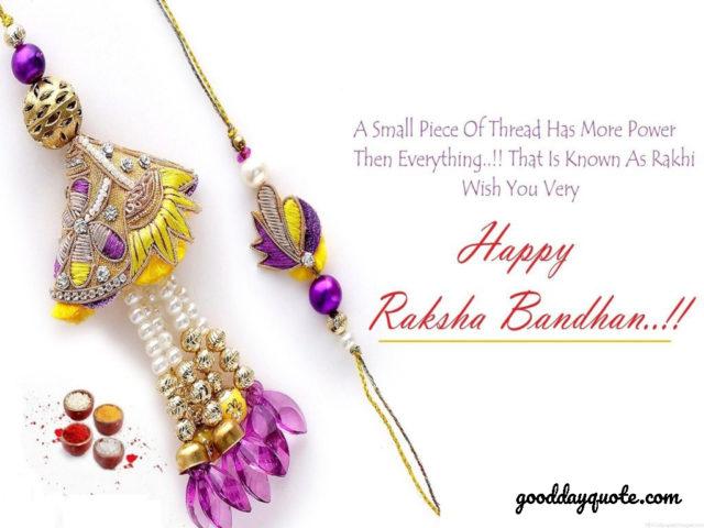 happy raksha bandhan quotes images