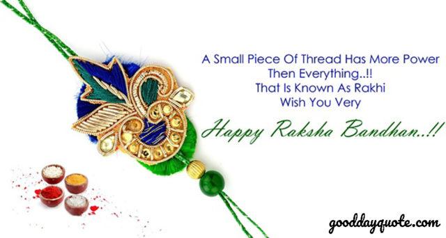 raksha bandhan hd images with quotes
