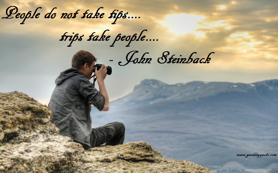 famous quotes about travelling