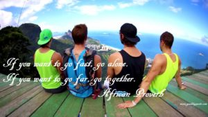 Famous Quotes About Travelling With Friends