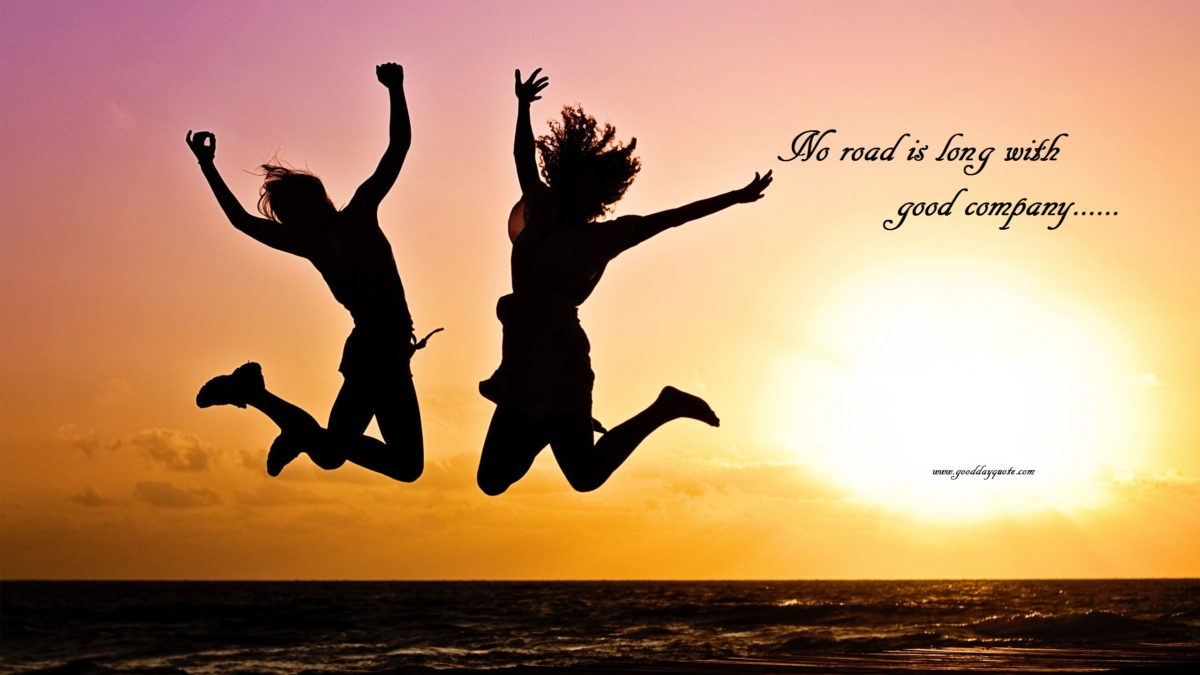quotes about travelling with friends