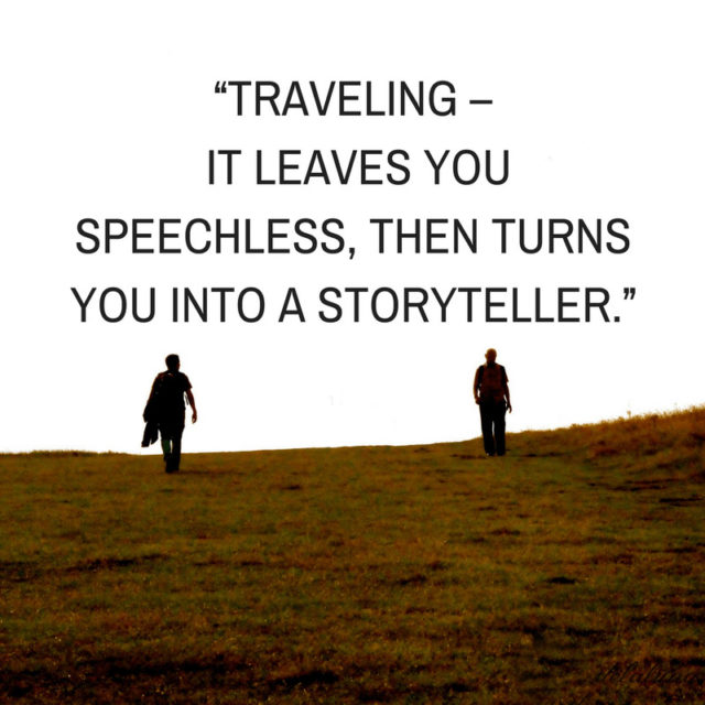 Best Quotes About Travelling