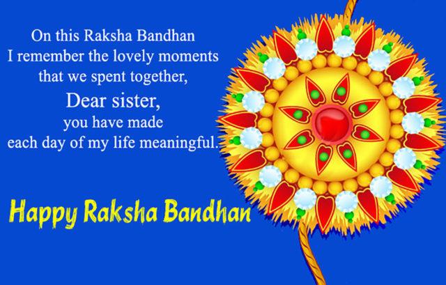 Best Raksha Bandhan Quotes For Sister