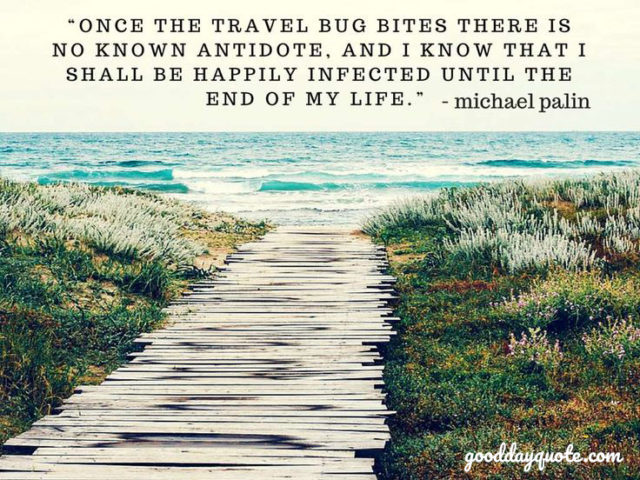 Quotes About Travelling Alone