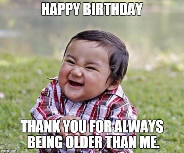 happy birthday meme funny