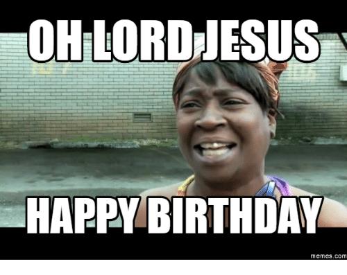 happy birthday meme for her