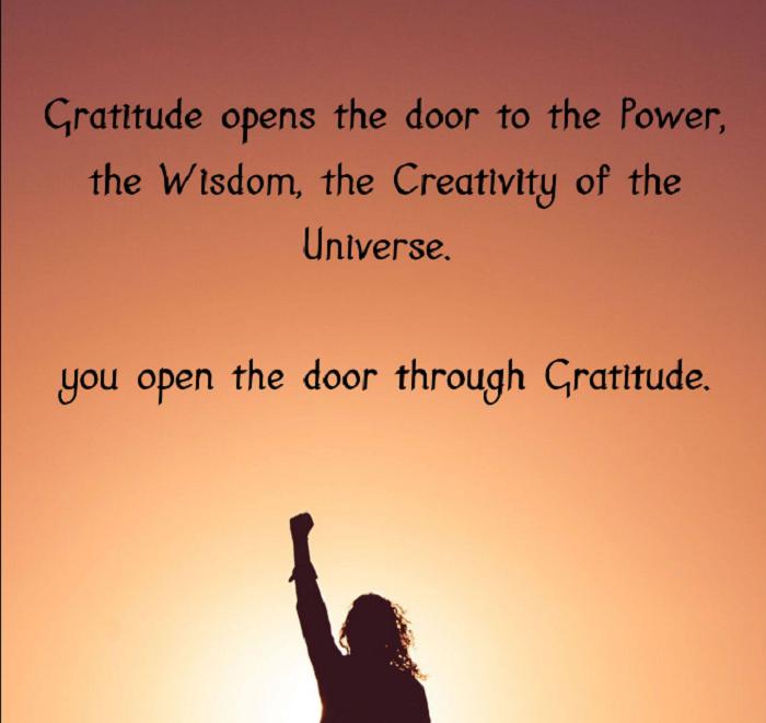 short gratitude quotes
